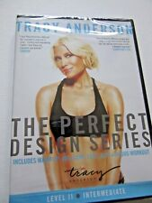 Tracy ANDERSON PERFETTO DESIGN Series-SEQUENZA 2 (DVD, 2013) DVD FITNESS