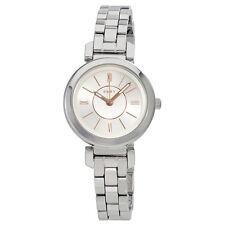 DKNY Ellington Silver Dial Ladies Watch NY2591