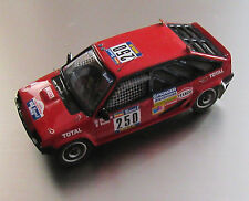Citroën BX 4x4 Proto Paris-Dakar 1984 n°250 - Kit monté Original Miniatures 1/43