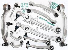 Officina braccio di controllo qualità SET COMPLETO 12 Pezzi Asse Anteriore Audi a6 4f