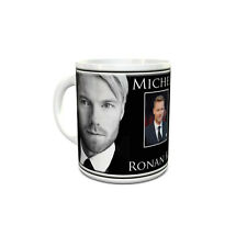 Ronan Keating custom printed mug personalised with your name unique unusual gift