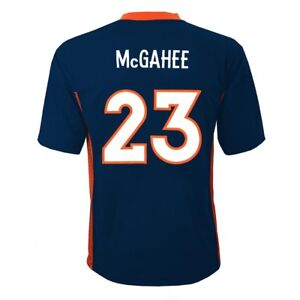 Willis McGahee NFL Denver Broncos Mid Tier Alternate Jersey Boys (4-7)
