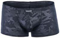 Mens underwear luxury boxer briefs male shorts Manstore M950 Micro Pant black