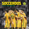 Official Socceroos 2018 Square Wall Calendar 30x 30cm Paper Pocket NEW FREE POST