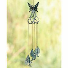 Stylized Butterfly Wind Chime