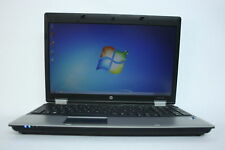 barato portátil HP ProBook 6555b 15.6'' amd turion p520 4gb 80gb WEBCAM Windows