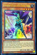 GUARDIA CELTICA DELLE NOBILI ARMI  Ultra Rara in Italiano MVP1-IT048 YUGIOH