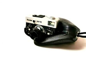 Rollei 35 TE  Chrome Made in Singapore compact camera Rollei Tessar  3.5/40