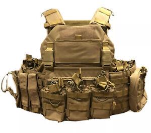 Specter Defense Plate Carrier FAPV Gen4 Coyote Medium