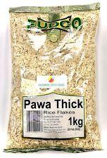 PAWA THICK - POUWA - POHA - RICE FLAKES - FUDCO- 1kg