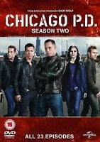 Chicago PD Complete Series 2 DVD Second 2nd Season Two Original UK R2 P.D. New