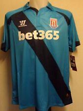 Warrior Stoke City Away Football Shirts (English Clubs)