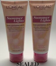 L'Oreal Summer Lights Hair Lightening Gelee Dark Blonde To Light Blonde-2 Pack