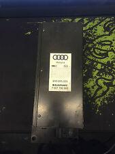 AUDI Amplifier Convertible 8H0 035 223 8H0035223 BLAUPUNKT