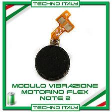 MOTORINO DI VIBRAZIONE MODULO VIBRACALL PER SAMSUNG GALAXY Note 2 N7100