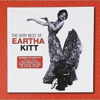 EARTHA KITT - THE VERY BEST OF CD ~ GREATEST HITS *NEW*