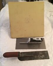 Job Lot Plasterers Tools Pre-owned