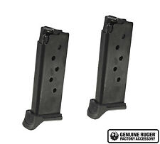 Ruger LCP II Magazine .380 ACP 6 Round Factory Mag Value 2-Pack-90644