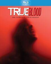 TRUE BLOOD Stagione 6 Serie Completa BOX 4 BLURAY Lingua Inglese NEW .cp