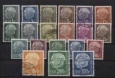 Saarland als Bundesland 1957-1959 komplett 379-448 postfrisch (B03585)