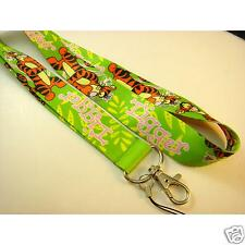 Disney Winnie The Pooh Tigger Neck Lanyard Strap Cell Mobile Phone,ID Card,Key