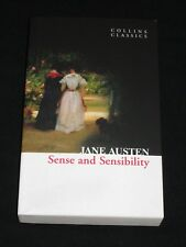wmf  SALE : JANE AUSTEN ~ SENSE AND SENSIBILITY    Collins Classics