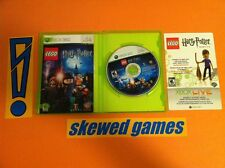 LEGO Harry Potter Years 1 4 - XBox 360 Microsoft COMPLETE