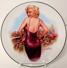 Marilyn Monroe For Our Boys In Korea 1st Issue Delphi Notarile Collector Plate