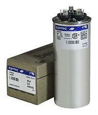 Genteq 97F9838/C4405R Round Capacitor 40 5 UF MFD, 440V