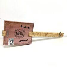 Blues Box Guitars Pink Square Acoustic Guitar #710