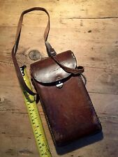 VINTAGE LARGE CAMERA CASE / MAN BAG - ORIGINAL CONDITION - A WONDERFUL ACCESSORY