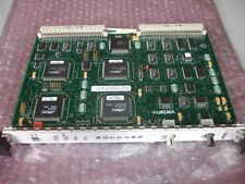 Varian MLC MOTCOMM PCB with front panel part #100010077-02 USED, Working Tested
