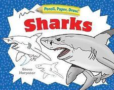 Pencil, Paper, Draw!®: Sharks