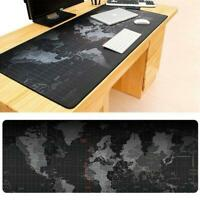 90CM x 40CM EXTRA LARGE XL GAMING MOUSE PAD MAT FOR PC LAPTOP MACBOOK ANTI-SLIP