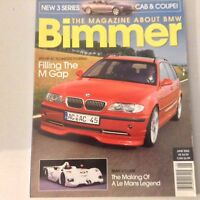 Bimmers BMW Magazine 3 Series Cab & Coupe V12 LMR June 2003 052617nonrh2