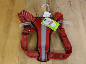 Kong XL Red Comfort + Reflective Padded Harness NEW FREE SHIPPING