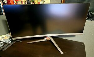 """ASUS Rog Swift PG348Q 34"""" Curved Gaming Monitor"""