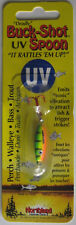 Northland Tackle BUCK-SHOT® UV RATTLE SPOON - 1/16 oz. - Firetiger
