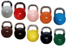 Competition Kettlebells for Strength & Fitness Training - Russian Kettlebell