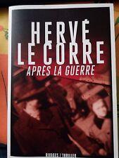 Après la guerre - Hervé Le Corre - Thriller - Paypal