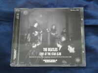 The Beatles Live At The Star Club CD 2 Discs 38 Tracks Moonchild Records Music