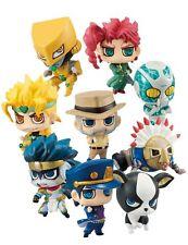 JoJo's Bizarre Adventure Megahouse Stardust Crusaders Set 9 Cutie Figure Mascots