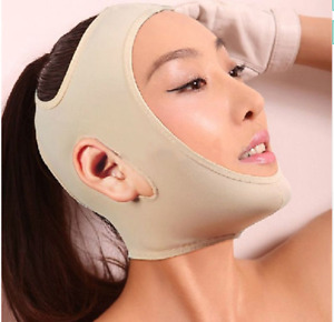 Cheek Lift Up Belt Strap Band V Face Anti Wrinkle Mask Slimming Bandage