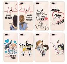 greys anatomy iphone 7 plus case | eBay