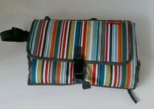 New listing Skip Hop Pronto Baby Changing Station 2 In 1 Diaper Clutch, Stripes Nwot