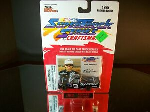 Mike Skinner #3 GM Goodwrench 1995 Chevrolet Silverado Super Truck 1:64