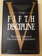 The Fifth Discipline The Art and Practice of the Learning Organization HC 1990