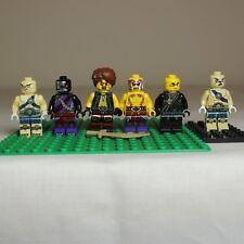 LEGO Ninjago Minifigures Lot Zombie Monster Snake Minifig