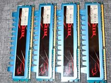 G. Skill-Ripjaws Series 8 Go (4 x 2 Go) Mémoire DDR3-1333 PC3 10666 CL 8-8-8-24