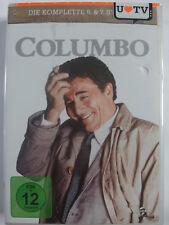 Columbo - 6. & 7. Staffel - Peter Falk, Krimi Serie - Detektiv, Jamie Lee Curtis